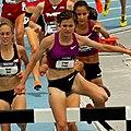 Bridget Franek Womens 3000 metre steeplechase - 2010 USA Outdoor (cropped).jpg