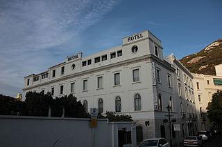 Bristol Hotel, Gibraltar
