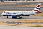 British Airways, G-EUPA, Airbus A319-131 (30536906248).jpg