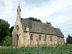 Brothertoft - St Gilbert of Sempringham - geograph.org.uk - 104783.jpg
