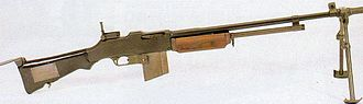 M1918 Browning Automatic Rifle - M1918A2
