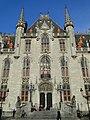 Brugge - België (Het Provinciaal Hof) - panoramio.jpg