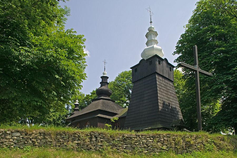 St. Michael Archangel's Church, Brunary