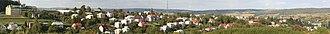 Brzozów - Image: Brzozow panorama 1