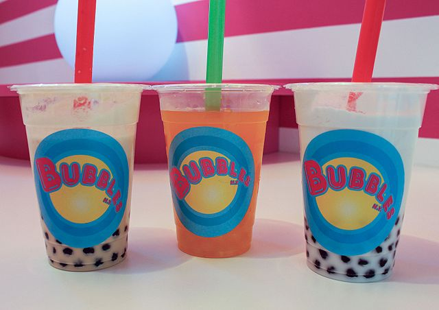 Bubble Tea - (C) Liwe-photos Photography / CC-BY-SA-3.0 (via Wikimedia Commons