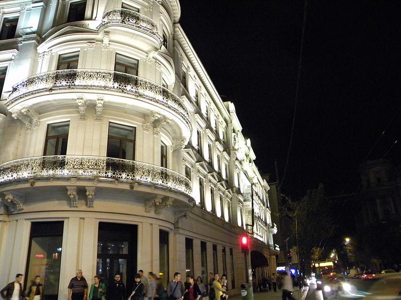 Hotel Grand Boulevard Paris