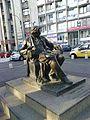 Bucuresti, Romania, Statuia lui George Enescu.jpg