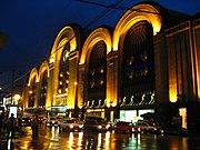 Buenos Aires - Avenida Corrientes - Abasto shopping