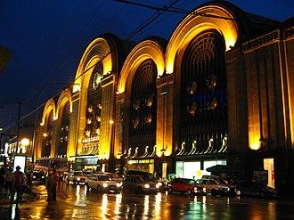 Carlos Gardel (Buenos Aires Underground) - Image: Buenos Aires Avenida Corrientes Abasto shopping