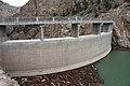 Buffalo Bill Dam upstream face.jpg