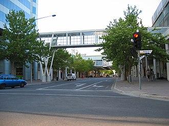 Bunda Street - Image: Bunda St 1