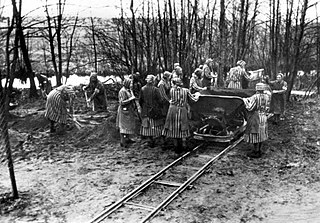 Ravensbrück concentration camp Womens concentration camp in Germany during World War II