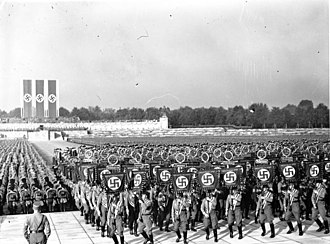 Militarism - Militarism in the Third Reich