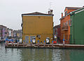 Burano - houses on East coast 01.JPG