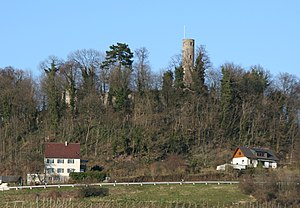 Löwenstein-Wertheim - Ruins of Löwenstein Castle