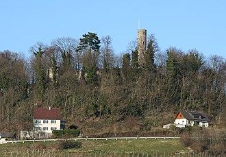 Löwenstein-Wertheim - Ruins of Löwenstein Castle