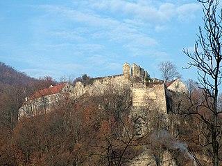Modrý Kameň Town in Slovakia