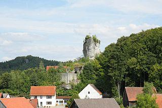 Bärnfels Castle castle