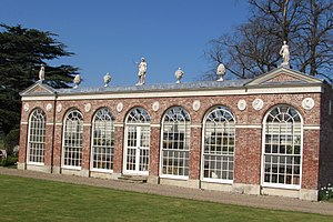 Burton Constable Hall - The Orangery, 1782
