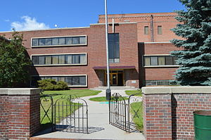 Butte Central Catholic High School - Image: Butte Central Catholic High School 1