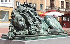 Bytom - Sleeping lion 01.jpg