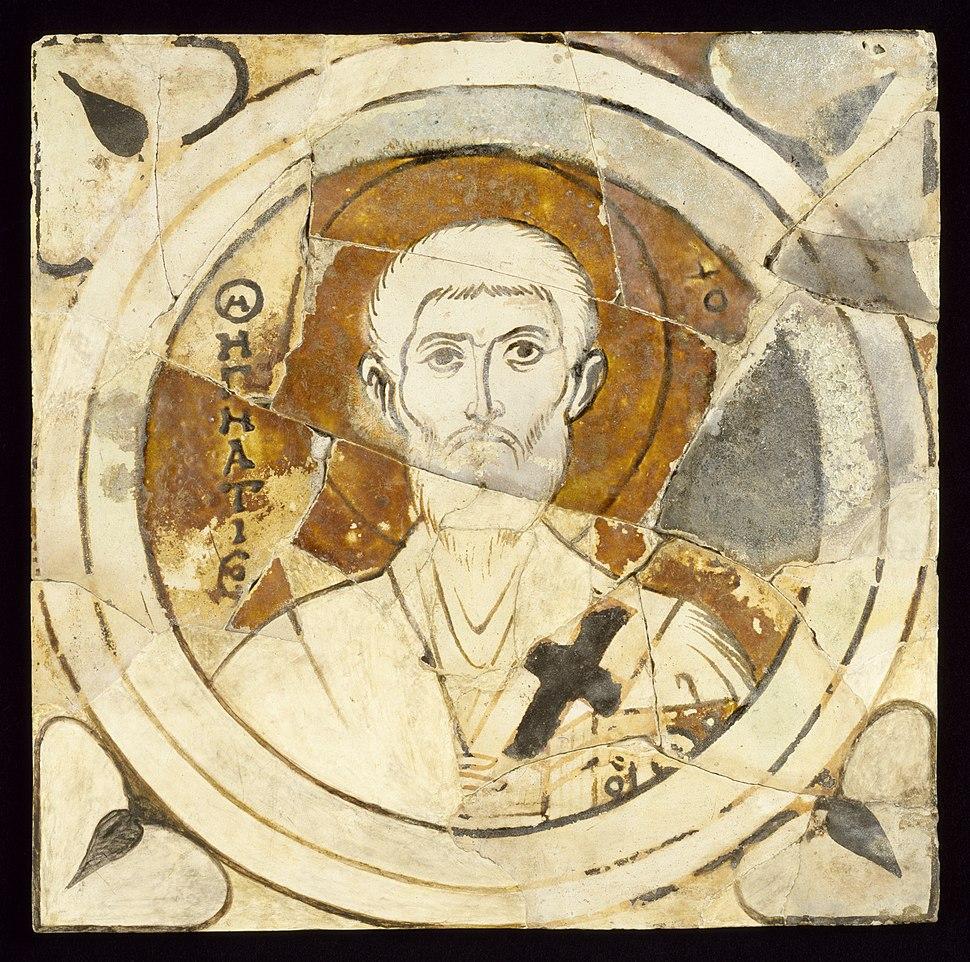 Byzantine - Saint Ignatius of Antioch - Walters 4820867