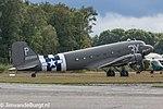 C-47 Skytrain warbirds (2100882) at Kleine Brogel Air Base.jpg
