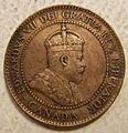 CANADA, EDWARD VII, 1902 -ONE CENT b - Flickr - woody1778a.jpg