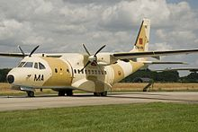 CASA CN.235-100M CNA-MA Royal Moroccan Air Force (4672939356).jpg