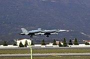 CF-18 Aviano Italy