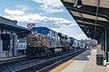 CSX freight at Fredericksburg station, December 2018.jpeg