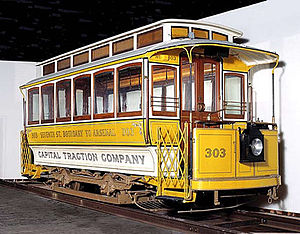 Capital Traction Company - Image: CTC 303