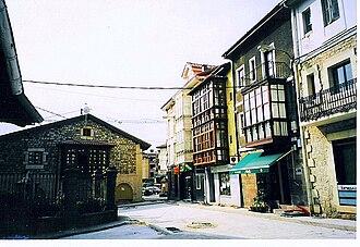 Cabezón de la Sal - Streets in Cabezón de la Sal
