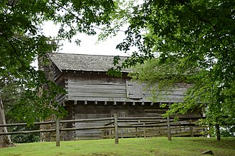 National Register of Historic Places listings in Faulkner County, Arkansas - Image: Cadron Settlement, 2 of 2