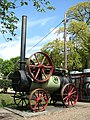 Caister Castle Car Museum - steam engine - geograph.org.uk - 808671.jpg