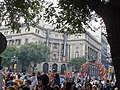 Caixa Catalunya - Correfoc infantil i preparatius del correfoc gran P1160728.JPG