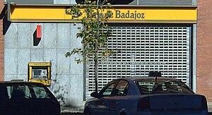 caja de badajoz g iquipeya