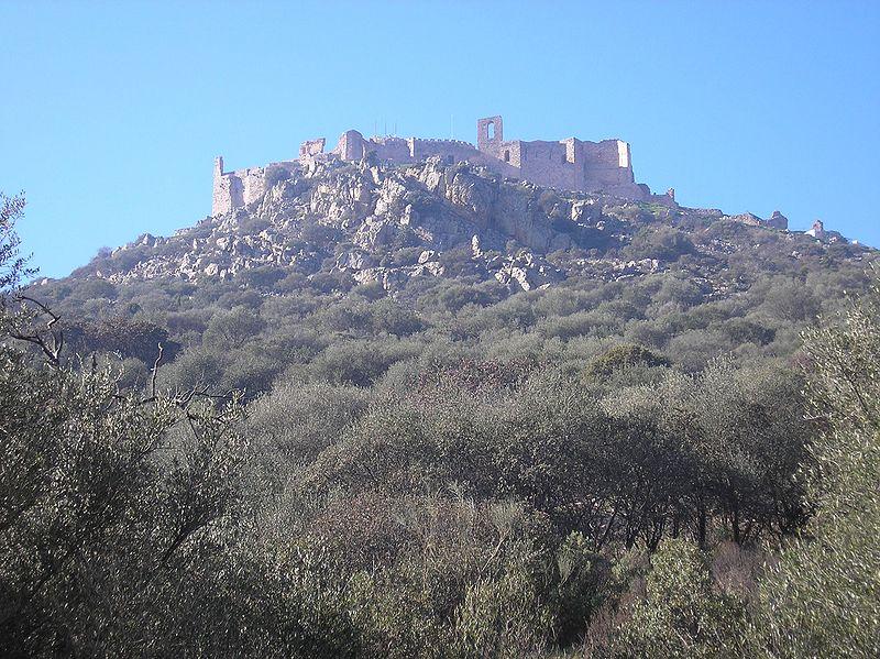 Castle of Calatrava la Nueva