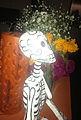 Calavera con flores Cempasuchil coloridas.jpg