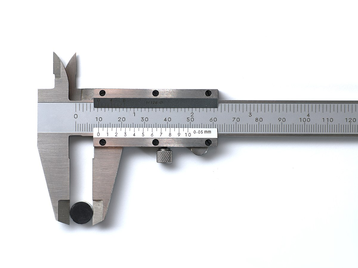 Diagram Of A Caliper