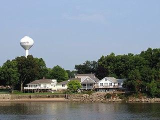 Camanche, Iowa City in Iowa, United States