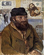 12 / Portrait Paul Cézanne