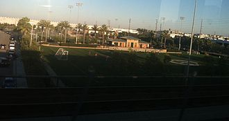 Campus El Segundo Athletic Fields - Campus El Segundo September 16, 2013.