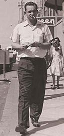 Candid shot of ALB walking on Phoenix sidewalk circa 1954.jpg