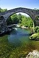 Cangas de Onís. Puente sobre el Sella.jpg