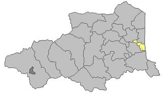 Canton of La Côte Radieuse canton of France