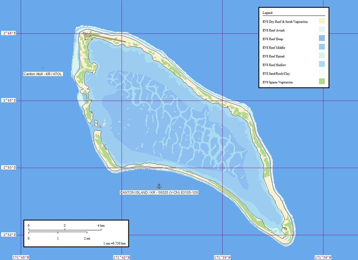 Kanton Kiribati  Wikipedia