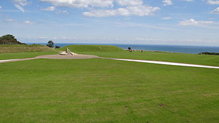 Capel-le-Ferne - Battle of britain memorial 01.JPG