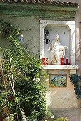 capitello della Madonna Addolorata