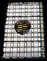 Cappella serragli, vetrata con stemma serragli.JPG